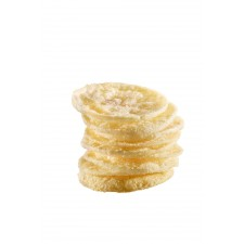 Patatas fritas infladas con sabor a queso y cebolla