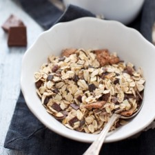 Booster 2 chocolate Muesli