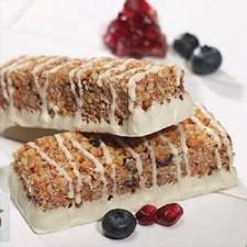 Cranberry / pomegranate flavour snack bar